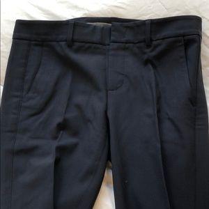 Vince wool cropped slacks